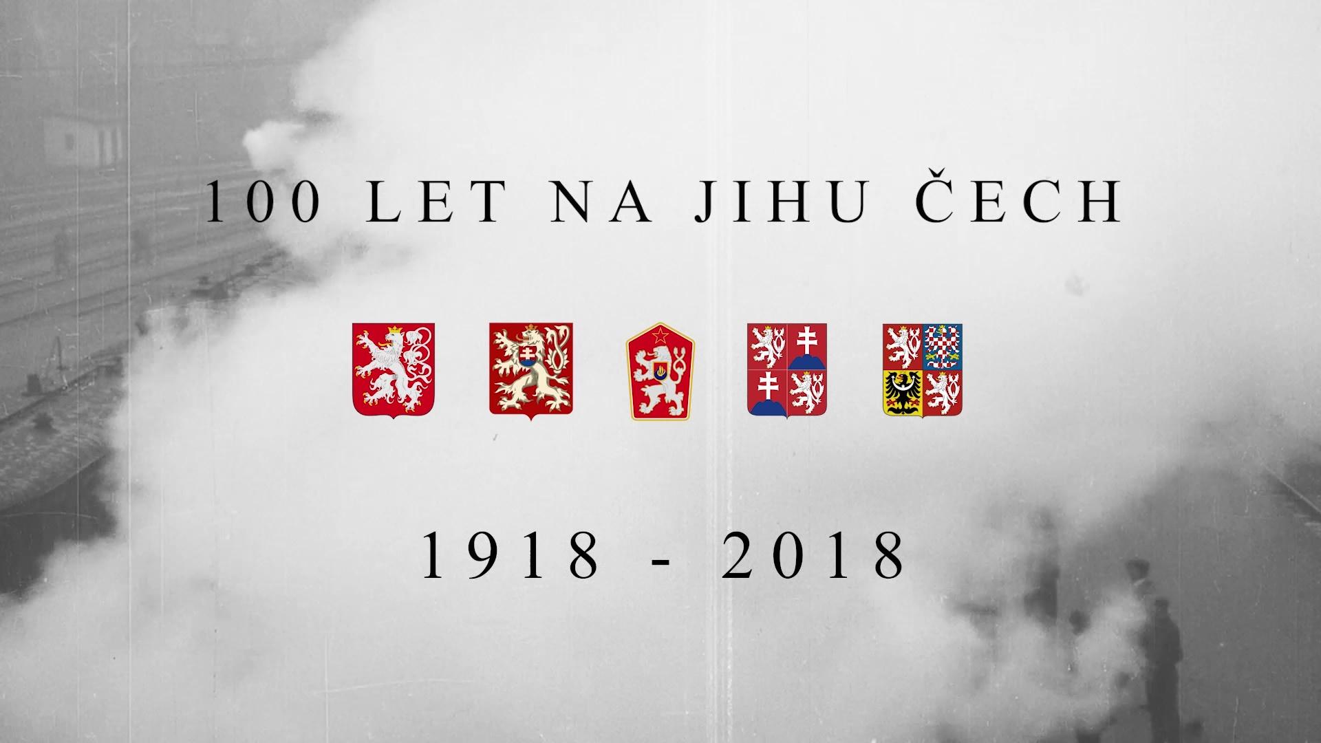 100 let na jihu Čech