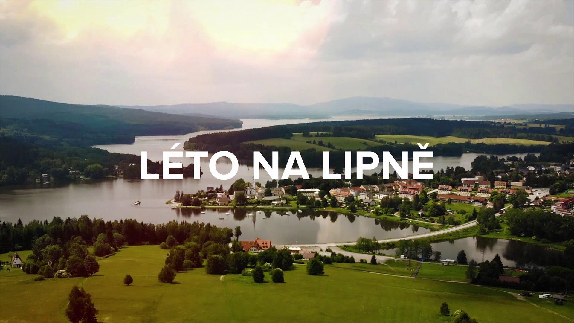 Léto na Lipně
